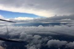 Lady Bush Pilot - Ferry Flight to Djibouti