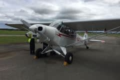 Lady Bush Pilot - African Tour - Flap 3