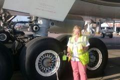 Lady Bush Pilot - Flap 3