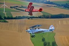 Lady Bush Pilot - Rallye des avionnettes