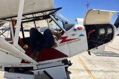 Lady Bush Pilot - African Tour - Flap 7