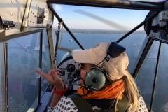 Lady Bush Pilot - Bush Flights Week-end