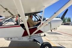Lady Bush Pilot - Flap 7