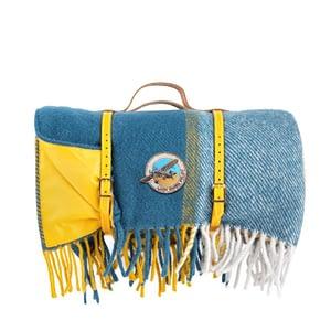 Picnic blankets blue Lady Bush Pilot