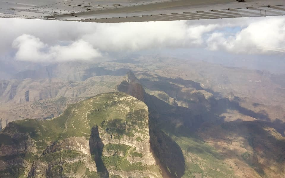 Ferry Flight To Djibouti