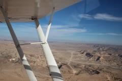 Lady Bush Pilot - Flying Birthday In Israël