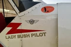 Lady Bush Pilot - African Tour - Flap 4