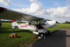 Lady Bush Pilot - African Tour - Flap 1