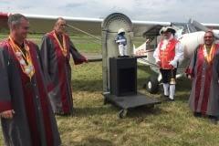 Lady Bush Pilot - Tailwheel Meet